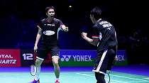 Penoda Bulutangkis RI Tantang Ahsan/Hendra di BWF World Tour Finals