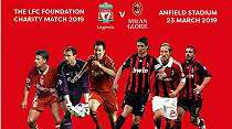Laga Nostalgia, Ini Susunan Tim Liverpool Legends Vs Milan Glorie