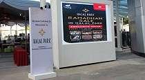 Bandara Soekarno-Hatta Kini Punya Halal Park di Terminal 3