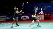 Tahta Juara Bertahan Indonesia Open Milik Tontowi Ahmad Raib di Istora