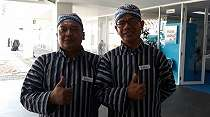 Saat Arena Indonesia Open Serasa Keraton Yogyakarta