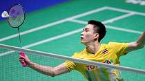 Musuh Bebuyutan Jonatan Christie Lolos ke Final Indonesia Open 2019