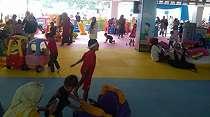 Final Indonesia Open, Kids Zone Jadi Favorit Keluarga Badminton Lovers