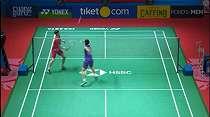 Final Dahsyat, Musuh Bebuyutan Jonatan Christie Juarai Indonesia Open