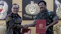BTN Incar Penyaluran KPR 300 Ribu Unit Rumah untuk Anggota TNI