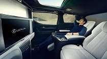 Mobil Lexus Kembaran Alphard, Ada yang Cuma Bisa Angkut Empat Orang