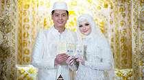 Emas Batang 150 Gram, Mahar Pernikahan Roger Danuarta dan Cut Meyriska