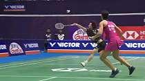 Ngerinya Carolina Marin di China Open Usai Roboh di Tragedi Senayan