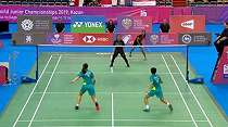 Lagi, China Hancurkan Mimpi RI di Final Kejuaraan Dunia Bulutangkis