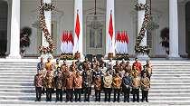 2 Tahun Jokowi-Maruf, PB HMI Dorong Reshuffle Kabinet