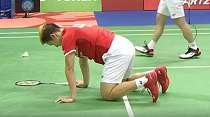 Video Detik-detik Kekalahan Tragis Kevin/Marcus di Hong Kong Open