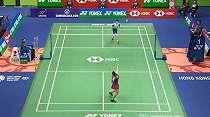 Final Dramatis, Chen Yufei Juarai Hong Kong Open