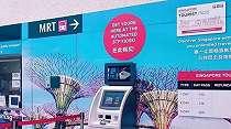 Tanpa Uang Tunai dengan Singapore Tourist Pass dan Ez-link Card