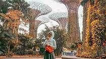 Taman-Taman Indah Cocok Untuk Posting di Instagram Kalian