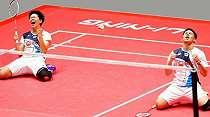BWF World Tour Finals Genting, Baru Ahsan/Hendra Lolos Semifinal