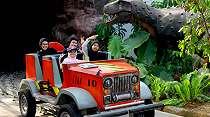 Liburan Seru Sambut Imlek di Jungleland, Ada Program 'Gajian Ceria'
