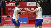 Siasat Jitu Greysia/Apriyani Habisi Ganda Jepang di Perempatfinal