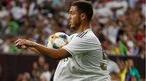 Tak Mau Ambil Risiko, Zidane Coret Hazard Saat Madrid Jumpa Getafe