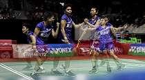 Terlengkap, Partai Semifinal Membara Indonesia Masters 2020