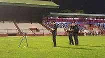 Persipura Harus Berbenah Sebelum Bermarkas di Stadion Klabat Manado