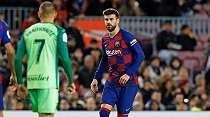 Gerard Pique Dikabarkan Setuju dengan Pemotongan Gaji di Barcelona