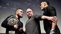 Mike Tyson 'Terkam' Bos UFC Soal Laga Khabib Vs Ferguson