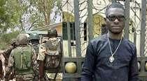 Keliaran Saat Lockdown, Pria Paruh Baya Ditembak Mati Tentara Nigeria