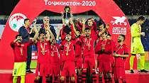 Eks Bomber Persebaya Jadi Pemain Terbaik Piala Super Tajikistan