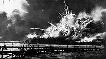 Drama Menegangkan Pilot AS Tenggelamkan Kapal Induk Jepang