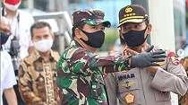 Aturan Penting New Normal di Mal Versi Panglima TNI