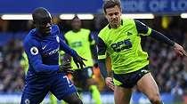 N'Golo Kante Kembali Berlatih di Pusat Latihan Chelsea
