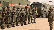 Militer Rusia dan Suriah Hancurkan Rumah Sakit Darurat Militan Suriah