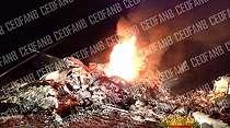 Peristiwa Mengerikan Langit Venezuela, Jet AS Jatuh Ditembak Militer