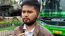 Ngopi di Atas Bus, Sensasi Baru Nikmati Keindahan Kota Malang