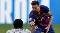 Messi Mau Cabut dari Barcelona Usai Dibantai Bayern