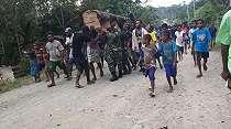 Pasukan Elit Gotong Jenazah 10 Kilometer,  Jenderal TNI Kena COVID-19