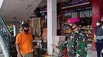 Laksma TNI Mohammad Zaenal Kerahkan 250 Pasukan Aksi Santun COVID-19