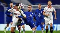 Sevilla Vs Chelsea, Duel 2 Tim Belum Terkalahkan