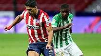 Lawan Osasuna, Pelatih Atletico Madrid Istirahatkan Luis Suarez