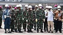 TNI AL Kedatangan 2 Kapal Perang Baru untuk Perkuat Perairan Indonesia