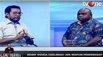 Debat Sengit Benny Wenda, Djoko Tjandra Pula Jawaban Dahsyat Susi