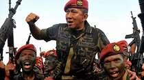 Letjen TNI Suryo Prabowo: Kopassus Tak Butuh Ilmu Amerika!