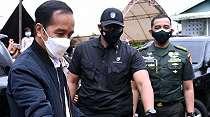 Kolonel TNI Penjaga Jokowi Pernah Belajar di Sekolah Berusia 194 Tahun