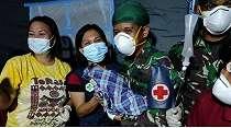 Kisah Prajurit TNI AL Berhasil Selamatkan 2 Nyawa Korban Gempa Mamuju