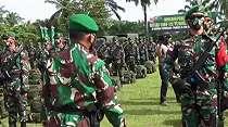 TNI Kerahkan 3 Batalyon Pasukan Tempur Tembus Selatan Papua