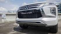 Kerennya Fitur Baru Mitsubishi New Pajero Sport
