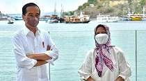 Dorong BUMN Go Global, Jokowi Pesan ke Para Dirut: Cepat Adaptasi