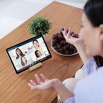 Tablet Galaxy A7, Si Serbaguna Alternatif Pengganti Laptop