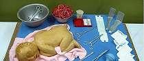Kue-kue Aneh Bertema Bayi, Bikin Melongo