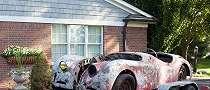 Meski Rusak Parah, Mobil Jaguar Klasik Ini Ditawar Rp536 Juta!